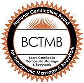Board Certified Member of NCBTMB